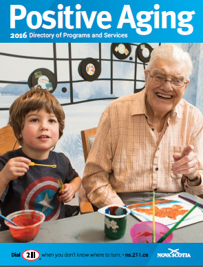 2015 NS Positive Aging Directory